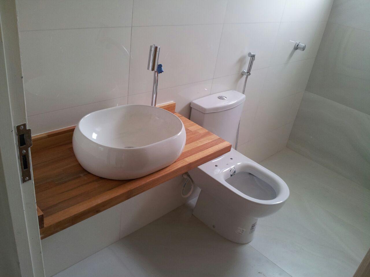 Tampo de Pia de Madeira  wwwserrariapaubrasilcombr -> Pia De Canto Banheiro Dwg