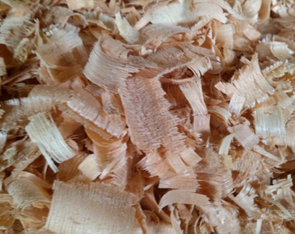 Maravalha (raspa de madeira)